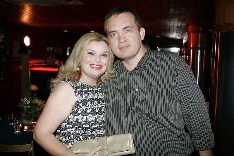 Marcia Lima e beto Goncalves