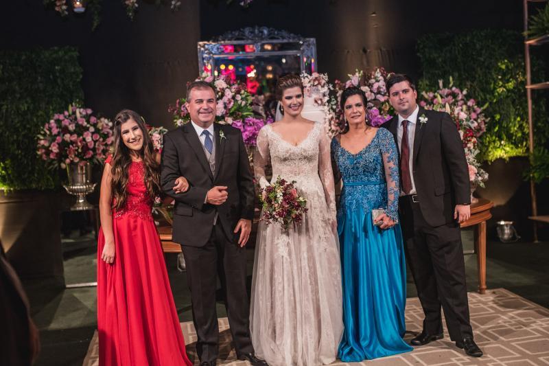 Luciana Bezerra, Ricardo bezerra, Ana Maria Bezerra, Vera Bezerra e Arthur Bezerra
