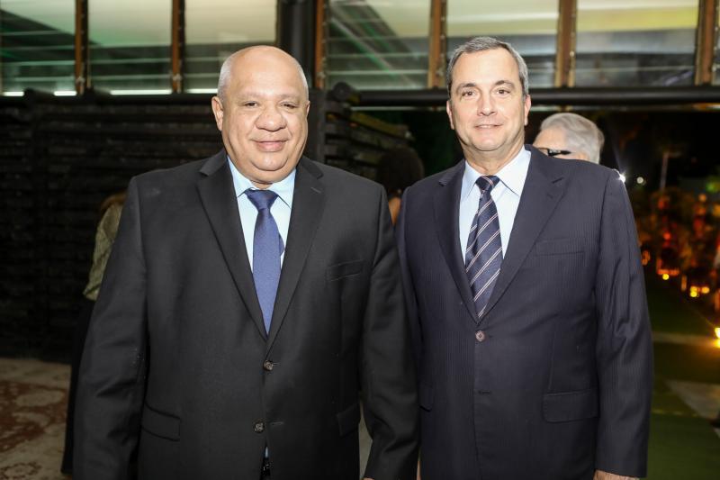 Jorge Alfredo e Kalil Otoch