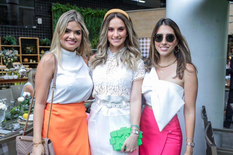 Raquel Rocha, Laime Paz e Tayra Romcy