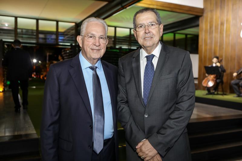 Carlos Prado e Ricardo Parente