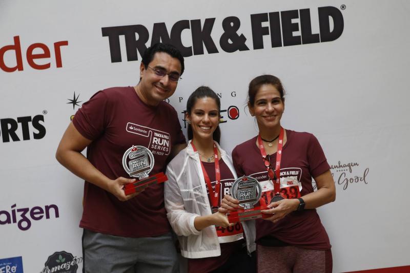 Eima, Manuela e Sandra Rolim