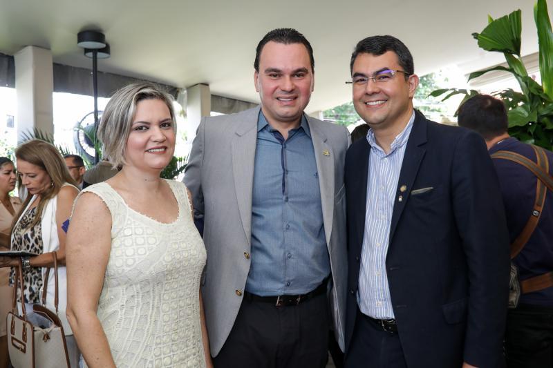 Madalena e Regis Tavares, Iraguassu Filho
