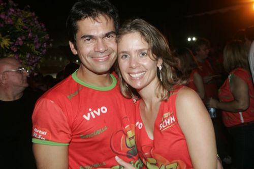 Candido e Lina Pinheiro