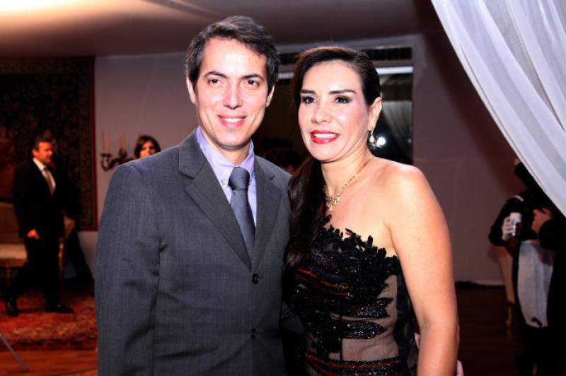 Leo e Ane Alcantara