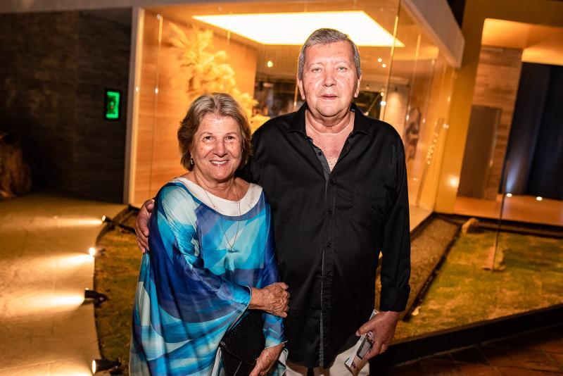 Ana Lucia Mota e Antonio Nelson Montenegro