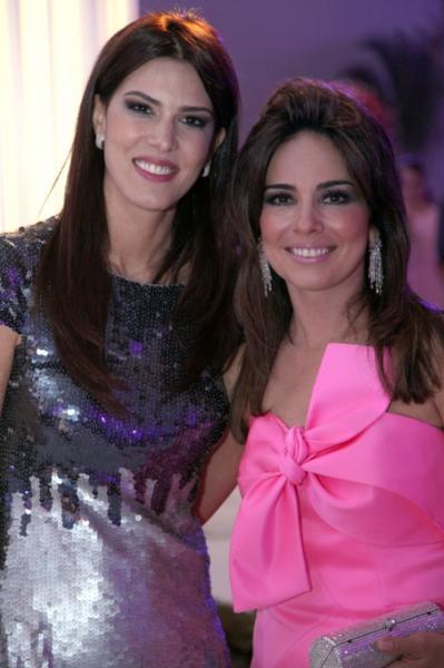 Camila Arruda e Eveline Fujita