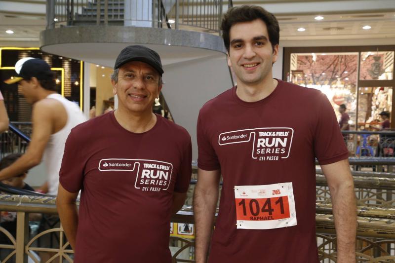 Eduardo Rolim e Raphael Nogueira