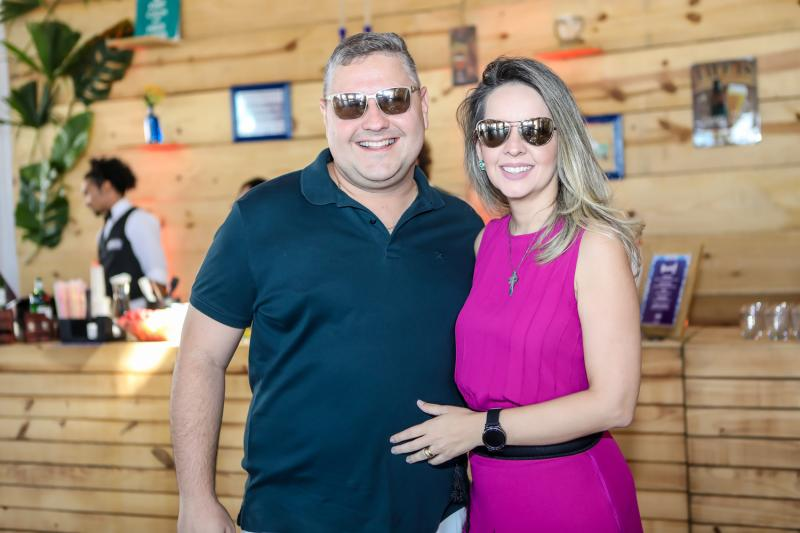 Henrique e Aline Amorin
