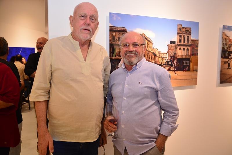 Jens Beuthler e Vando Figueiredo