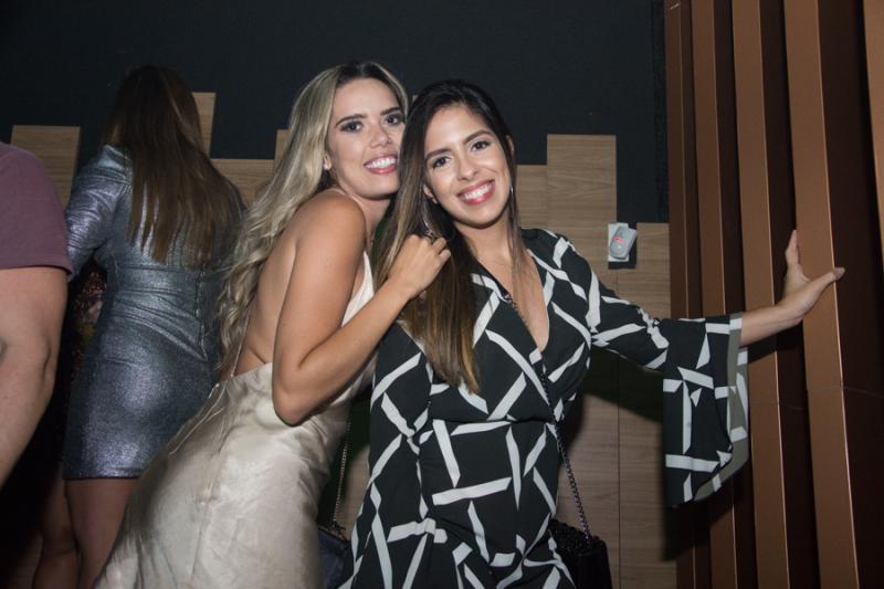 Larissa Lucena e Lorena Memaia