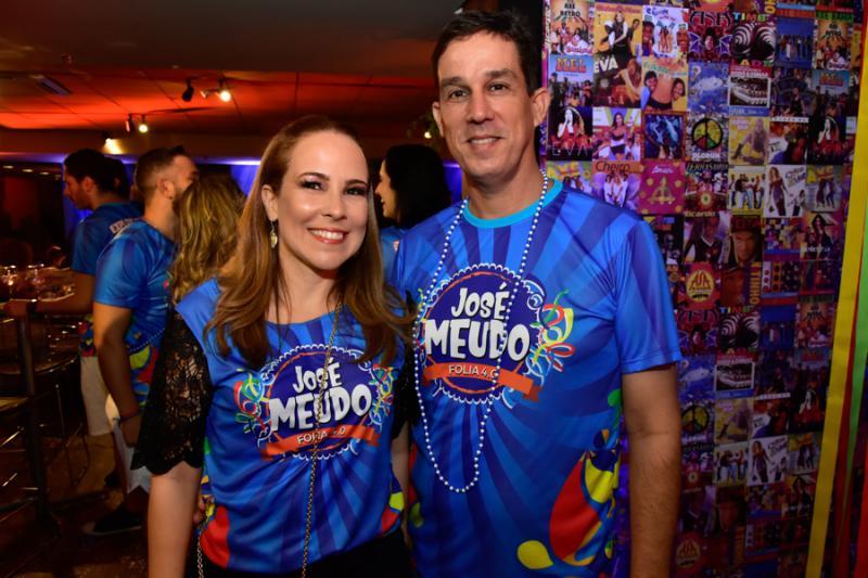 Roberta e Tom Prado