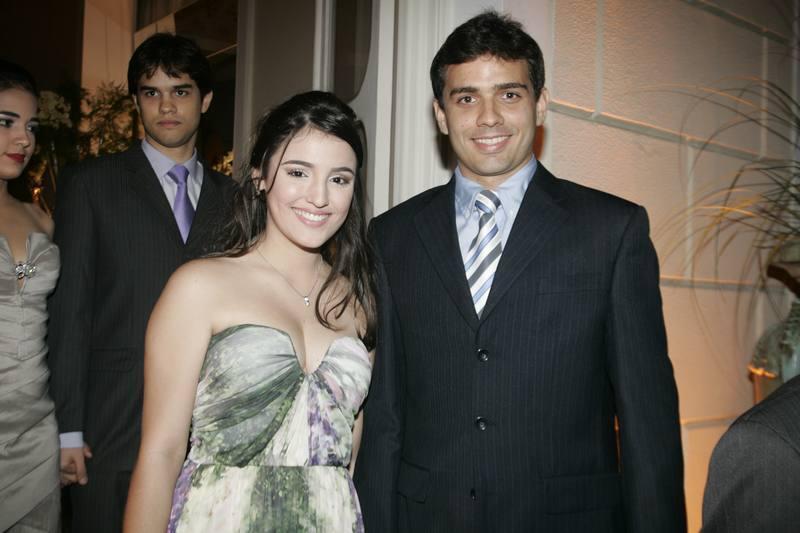 Luana Freitas e Igor Medeiros