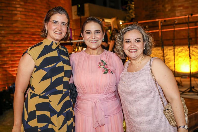 Manoela Nogueira, Patricia Macedo e Joana Nogueira