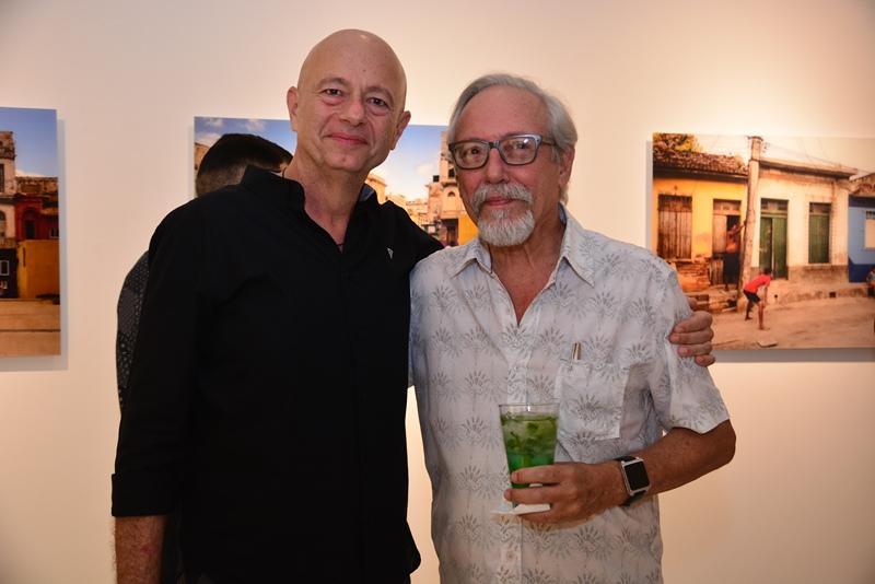 Demetrio Jereissati e Gerardo Barbosa