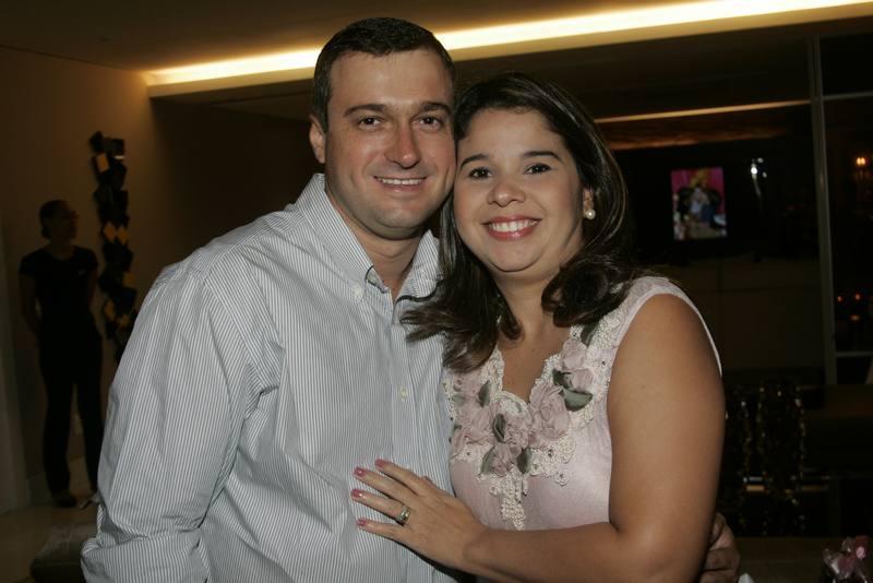 Cesar e Danielle Benevides