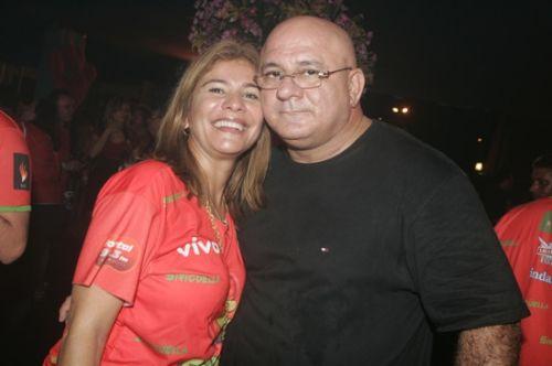 Ester e Fernando Moraes