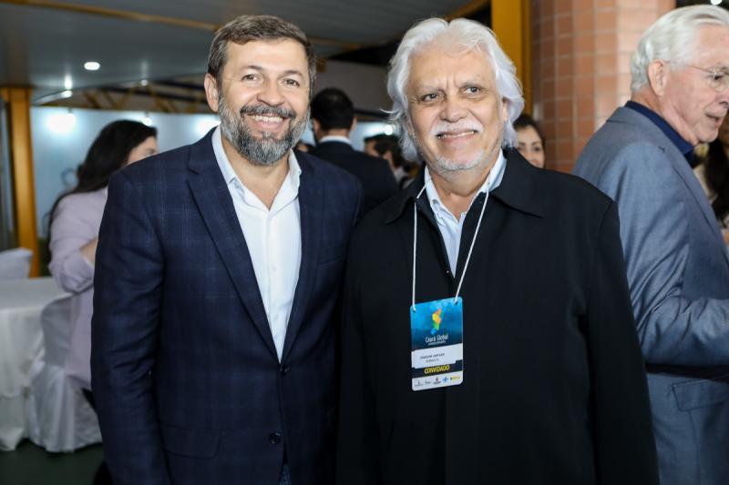Elcio Batista e Joaquim Cartaxo