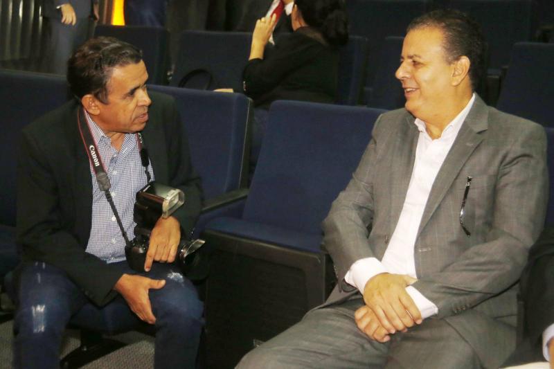 Andre Lima e Valdir Fernandes