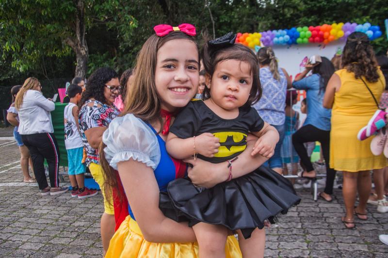 Larisse Sampaio e Isis Pereira