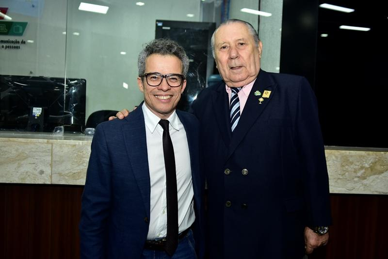Fabiano Piuba, Idalmir Feitosa