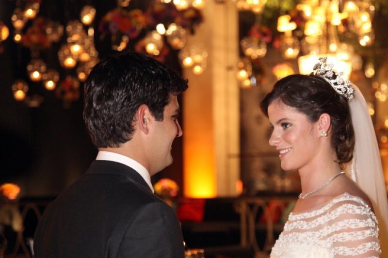 Chiquinho Filho e Beatriz Barata