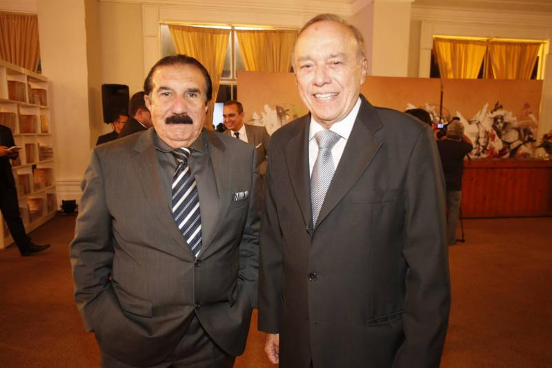 Nereu Barreira e Pedro Henrique