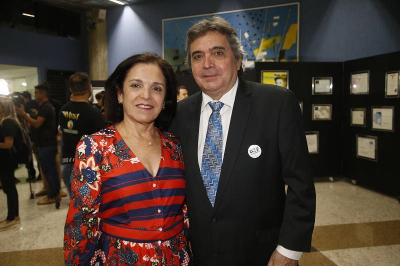 Elusa e Totonho Laprovitera