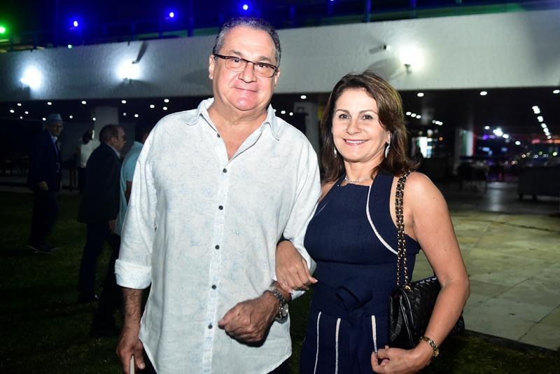 Manoel e Tania Veras