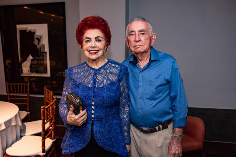 Josilda e Walter Belchior