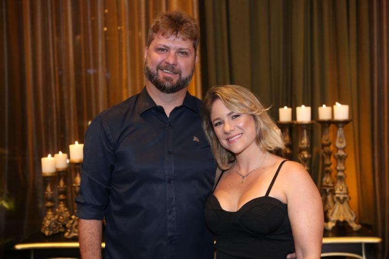 Domingos e Tamara Diorgens