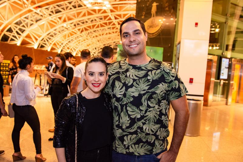 Emilia e Marcelo Gentil
