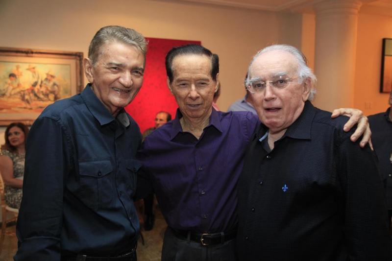 Leonidas Bezerra, Capitao Fujita e Gil Vicente Bezerra