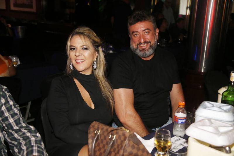 Darlene e Batista Lima