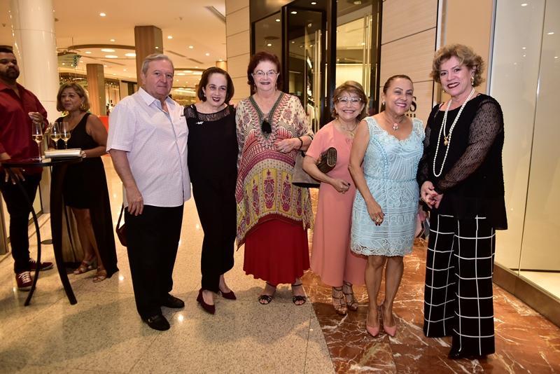 Fernando Ramos, Tania Leitao, Margarida Macedo,Regia Moniz de Queiroz, Iracema Aguiar, Rosa Gomes de Matos