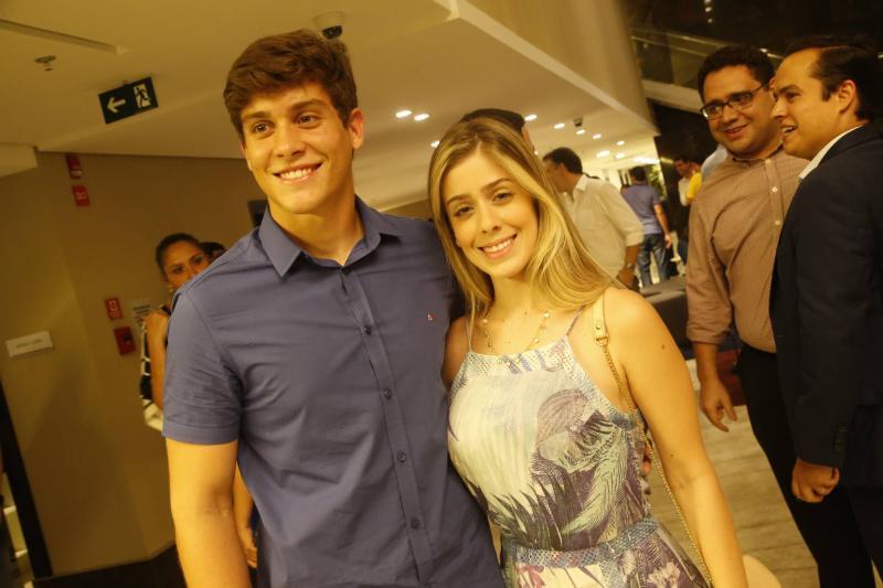 Filipe e Maria Clara Boris