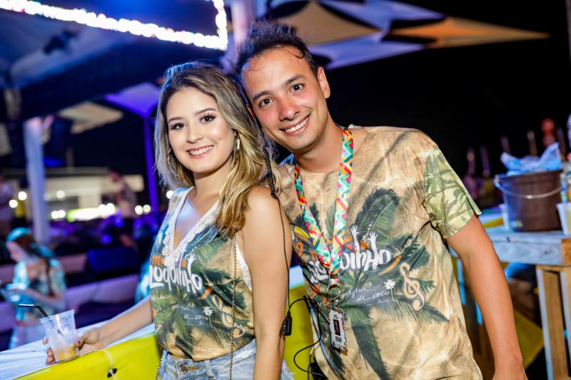 Vitoria Vieira e Lucas Veras