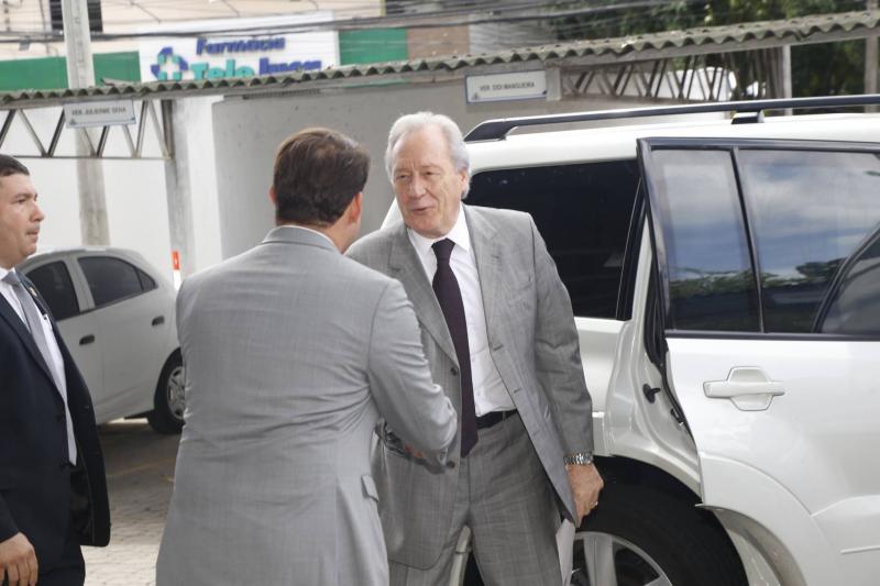 Salmito Filho e Ricardo Lewandowiski 1