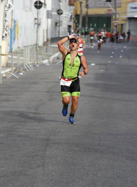 Erick Ironman Corrida 1