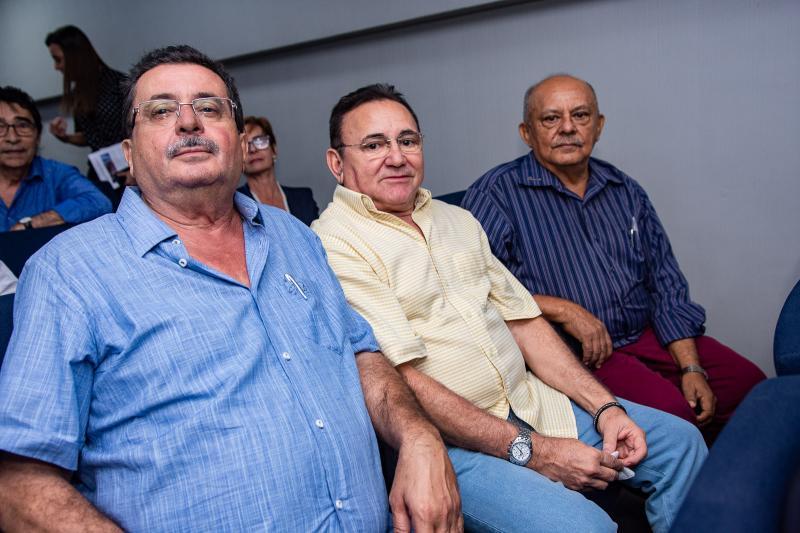 Paulo Bezerra, Antonio Felix e Alberto Pereira