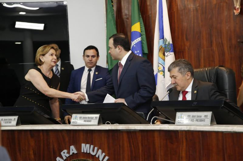 Fatima Veras, Igor Barroso e Antonio Henrique