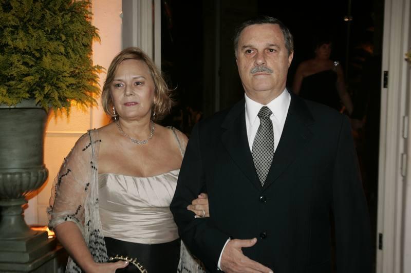 Monica e Gal Paulo Studart