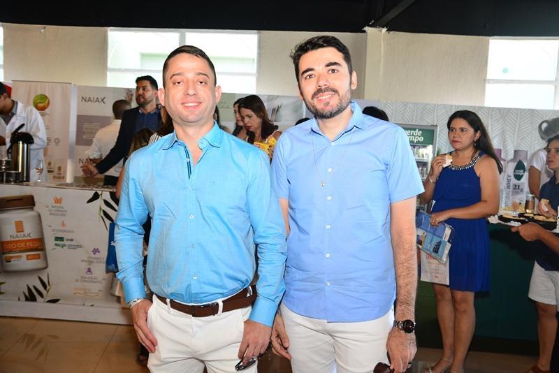 Valdeci Santos e Humberto Nobre