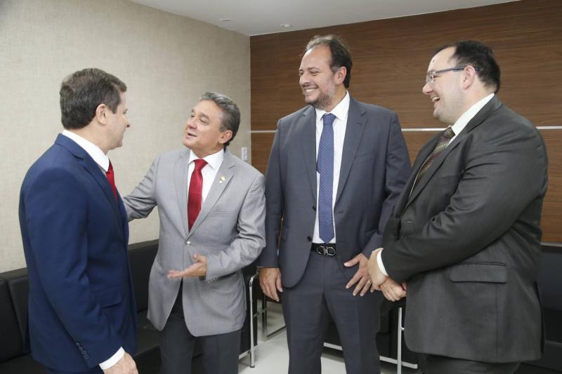 Marcos Andre Borges, Dr Porto, Adriano Nogueira e Mosiah Torgan 1