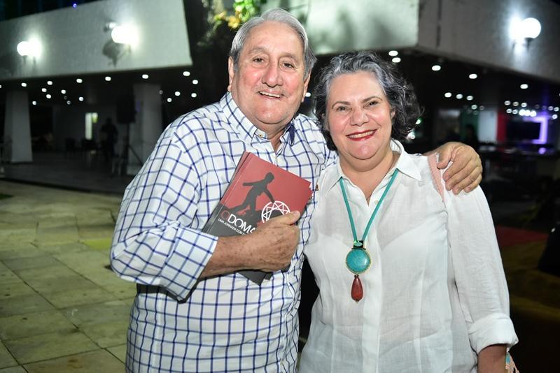 Fernando Holanda e Sheila Pitombeira