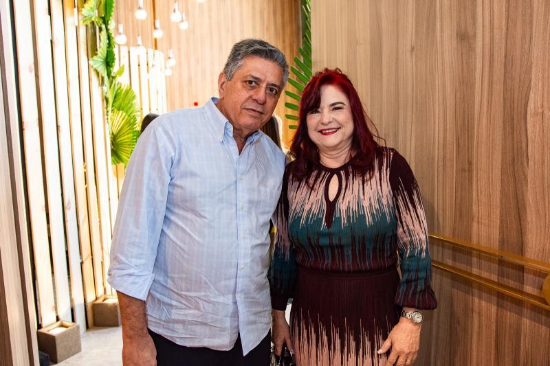 Ubaldo Neves e Jurassi Neves