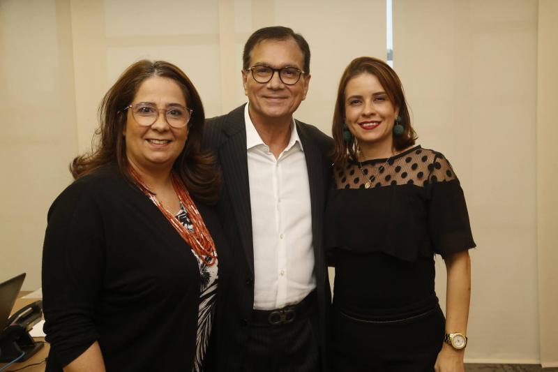 Ana Maria, Beto Studart e Rocaia Dutra