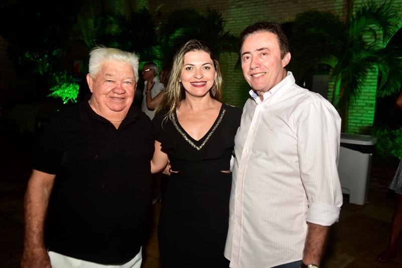 Ze Costa, Diana Queiroz, Darlan Leite