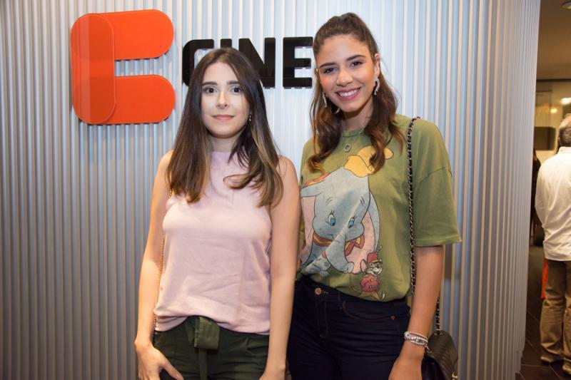 Catarina Carvalho e Teresa Barros