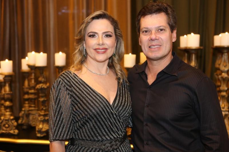 Suyane e Claudio Dias Branco